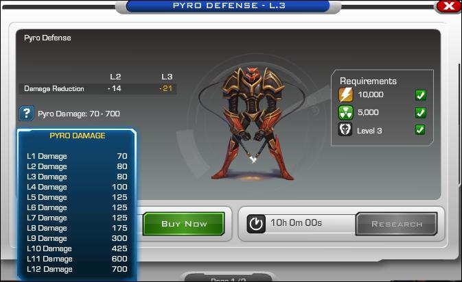 DefenseLab UpgradingPyro