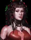 Kira caldera portrait