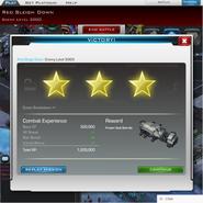 Defense Simulator Frozen Dual Barrels