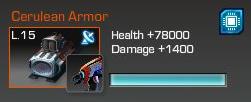Cerulean Armor