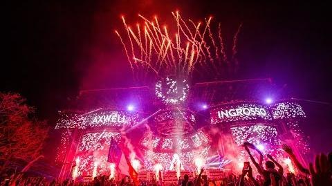 Axwell & Ingrosso Ultra Music Festival Miami 2015 Full Live Set