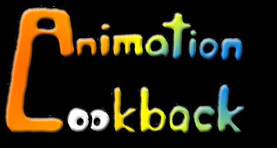 Animation lookback logo