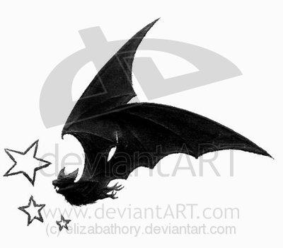 File:Bat tattoo by elizabathory.jpg