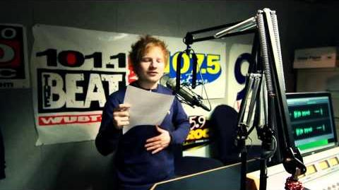 Ed Sheeran US Tour Diary 2013 (Part 2)