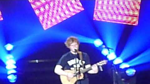 Ed Sheeran - Lego House Live @ Teen Awards 2011