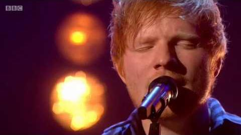Ed Sheeran - Castle On The Hill (The Graham Norton Show 2017)