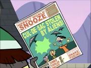 EEnE invaded newspaper