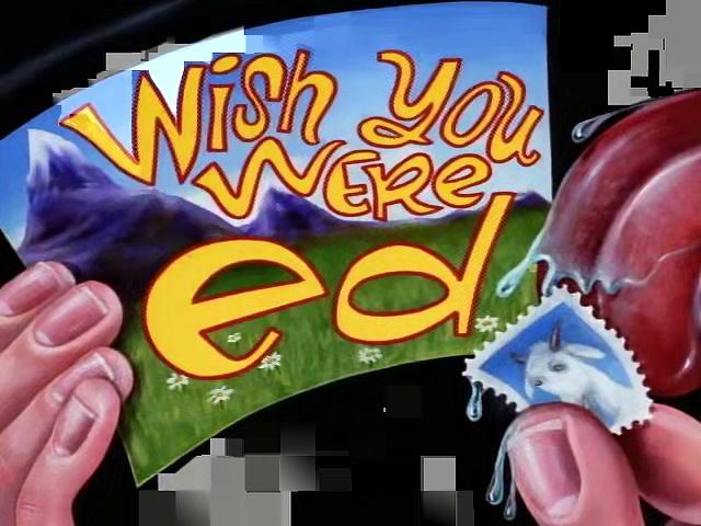 Ed, Edd, 'n' Eddy - Wish You Were Ed (S3E1A)
