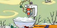 Eddy's Snow Cone Cannon