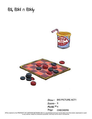 File:Checkers and Wood Varnish.jpg