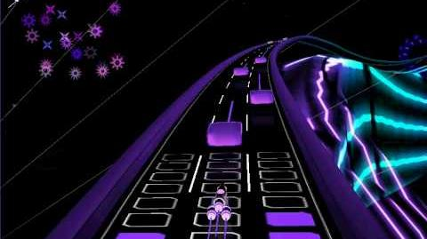 Earth final conflict -- audiosurf