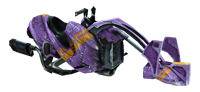 Swoop purple mini