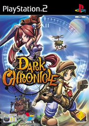Dark Chronicle Coverart