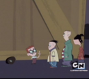 Fosters Home for Imaginary Friends - Ed, Edd and Eddy