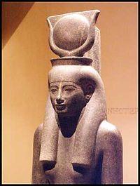 File:Egypt.Hathor.jpg