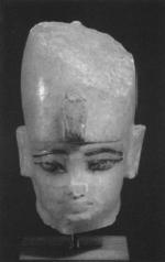 Amenhotep III Tomb Shabti, Gallatin Collection