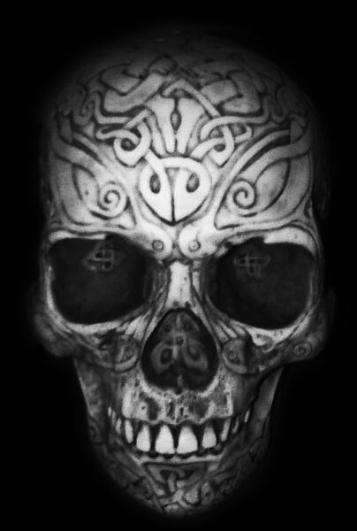 Zapyr - The Muse Skull