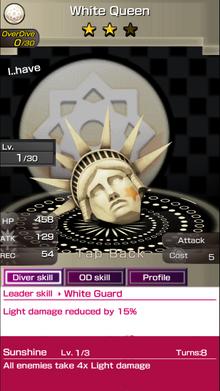 0145 White Queen