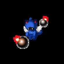 139 Blue Bomber Cat