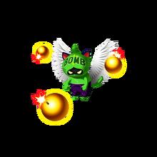 0180 Wood Angel