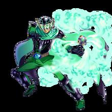 0020 Smokin' NEO Green Inao