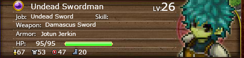Undead Swordsman 26