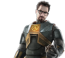 Dr. Gordon Freeman, PHD.
