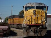 UP SD60M 2497