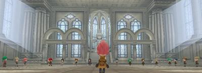 Class temple