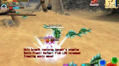 Elemental Knights Online Multicasting Buster Heals