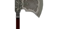 Fine Steel War Axe