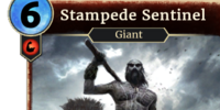 Stampede Sentinel