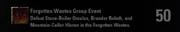 Forgotten Wastes Group Event Achievement