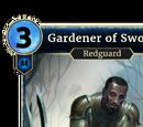 Gardener of Swords