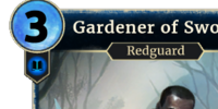 Gardener of Swords