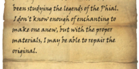 Letter from Quintus Navale