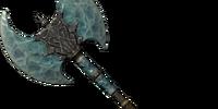 Stalhrim Battleaxe