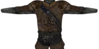 Blackwater Leather Cuirass