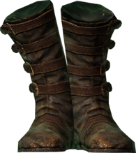 Thieves guild boots