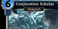 Conjuration Scholar