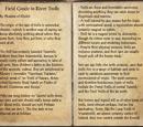 Field Guide to River Trolls