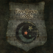 TESIV Sign Five Claws Lodge