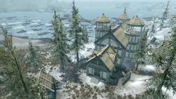 Windstad Manor - View