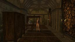 TES3 Morrowind - Caldera - Governor's Hall interior