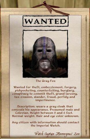File:GrayFoxPoster.jpg
