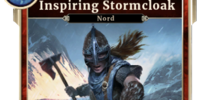 Inspiring Stormcloak