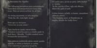 Ayleid Inscriptions Translated