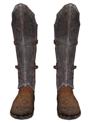 File:Iron Boots (Oblivion) Female.png