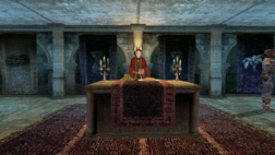 Imperial Cult Shrine - Morrowind