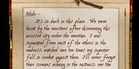 An Undelivered Letter